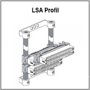 KRONE LSA Profil séria