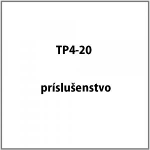 Príslušenstvo k TP4-20