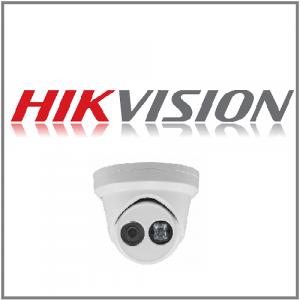 HikVision - kamerové systémy
