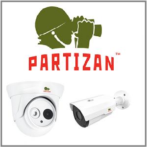 Partizan - kamerové systémy